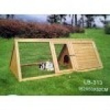 5ft Outdoor Hutch and Run