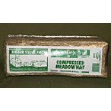 Compressed Meadow Hay
