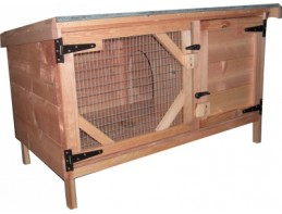 4ft Outdoor Hutch