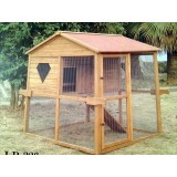 5ft x 4ft Chicken house