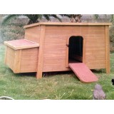 5ft Chicken house