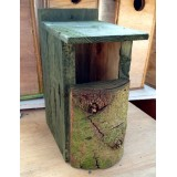 Rustic Robin/ Flycatcher box